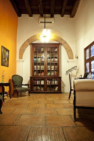 Alfiz Hotel - Library