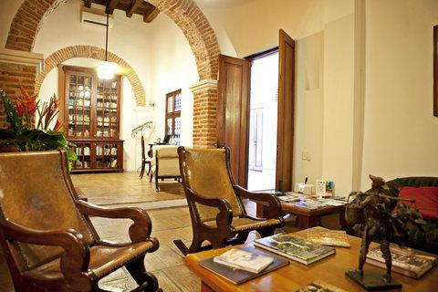 Alfiz Hotel - Lounge