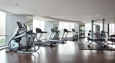 Crowne Plaza BANDUNG - Fitness Centre at Hotel Crowne Plaza Bandung