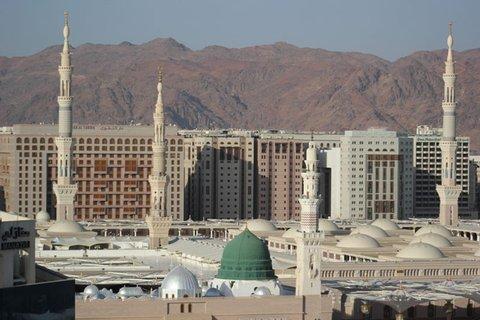 فندق كراون بلازا المدينة - View from Hotel