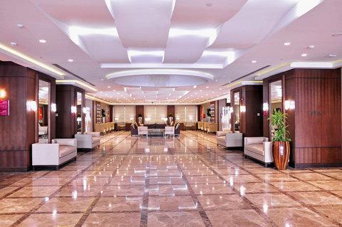 فندق كراون بلازا المدينة - Hotel Lobby