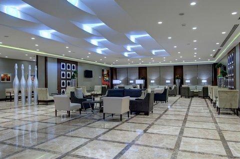 فندق كراون بلازا المدينة - Lobby Lounge