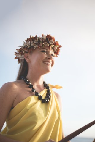 Outrigger Reef on the Beach - Outrigger Reef Waikiki Beach Resort Sunset Ceremony