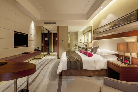 Crowne Plaza WUXI TAIHU - Single Bed Guest Room