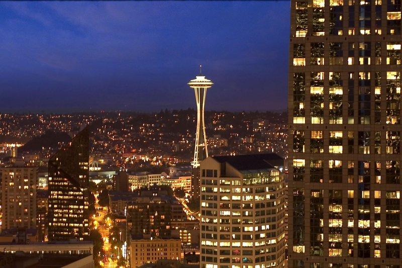 Crowne Plaza SEATTLE-DOWNTOWN - Seattle, WA