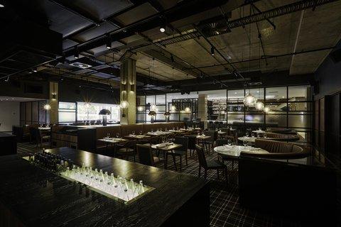 Hilton Adelaide - Coal Cellar   Grill