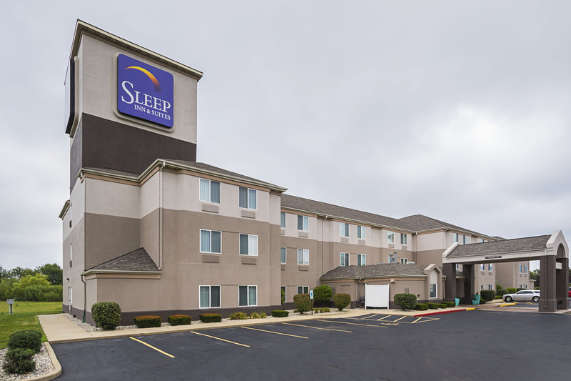 Sleep Inn & Suites - Danville, IL