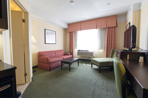 Holiday Inn Hotel And Suites Windsor Ambassador Bridge - Junior Suite
