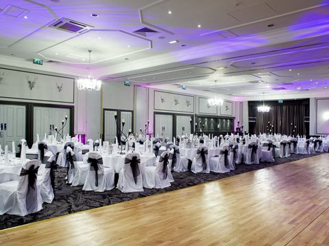 Mercure Aberdeen Ardoe House Hotel and Spa - Wedding