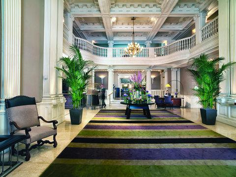 Rocco Forte Balmoral Hotel - The Balmoral - Lobby
