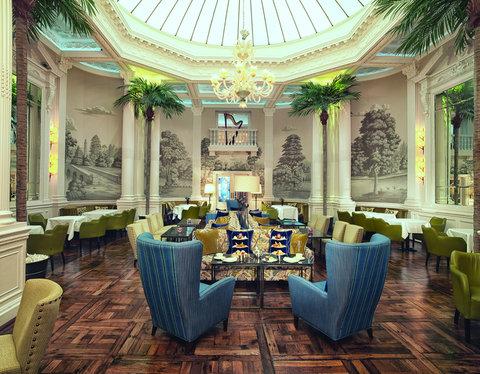 Rocco Forte Balmoral Hotel - The Balmoral - Palm Court