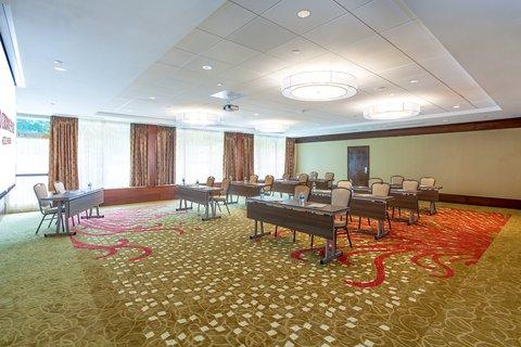 Holiday Inn CHARLOTTESVILLE-MONTICELLO - Meeting Room