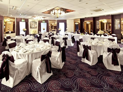 Mercure Chester Abbots Well Hotel - Wedding