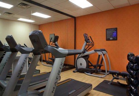 Courtyard Bloomington - Fitness Center