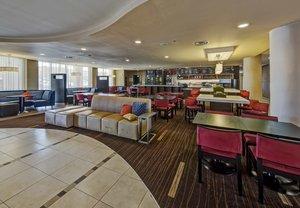 Bar - Courtyard by Marriott Hotel Midland