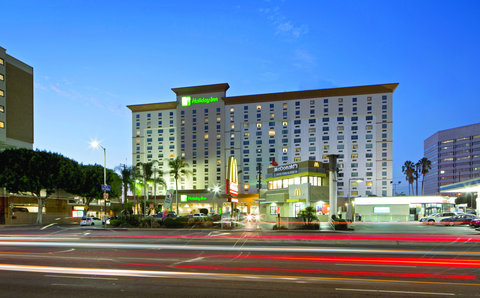 'Holiday Inn Los Angeles International Airport Hotel' - Holiday Inn LAX home of the L A  RAM s Football
