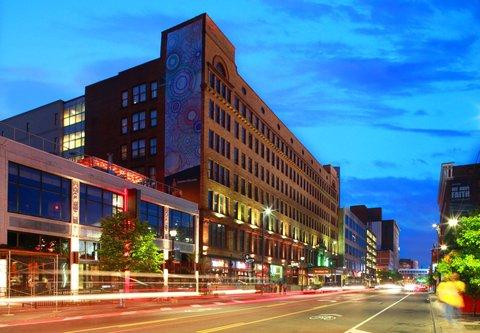 Residence Inn Cleveland Downtown - Exterior
