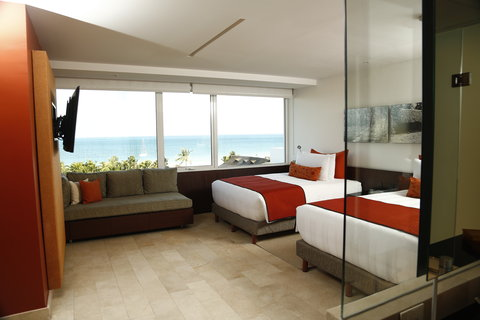 InterContinental PRESIDENTE CANCUN RESORT - Queen Bed Guest Room
