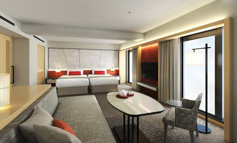 Kyoto Tokyu Hotel Summit Hotels and Resorts - Luxury Hollywood Twin B