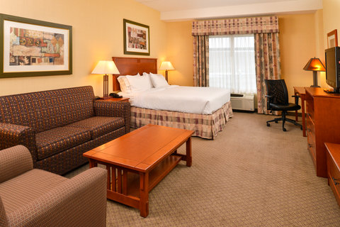 Holiday Inn Express & Suites ST. GEORGE NORTH - ZION - King Executive Guest Room