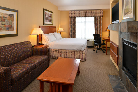Holiday Inn Express & Suites ST. GEORGE NORTH - ZION - King Studio Suite