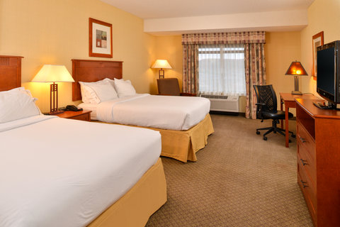 Holiday Inn Express & Suites ST. GEORGE NORTH - ZION - 2 Queen Executive Guest Room