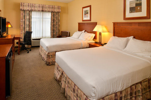 Holiday Inn Express & Suites ST. GEORGE NORTH - ZION - Standard 2 Queen Guest Room