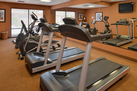 Holiday Inn Express & Suites ST. GEORGE NORTH - ZION - Fitness Center