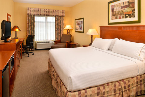 Holiday Inn Express & Suites ST. GEORGE NORTH - ZION - Standard King Guest Room