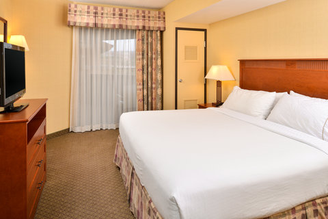 Holiday Inn Express & Suites ST. GEORGE NORTH - ZION - 1 Bedroom in 2 Bedroom Suite