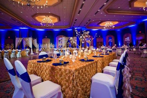 Hilton Daytona BeachResort-Ocean Walk Village - Wedding
