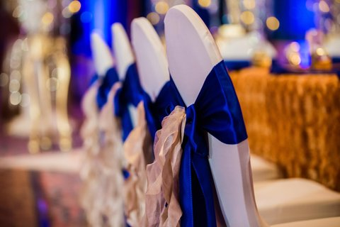Hilton Daytona BeachResort-Ocean Walk Village - Chair at a Wedding
