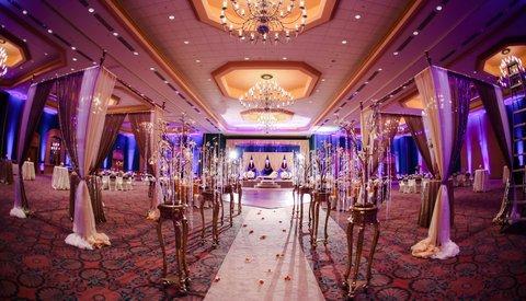 Hilton Daytona BeachResort-Ocean Walk Village - Wedding Ceremony