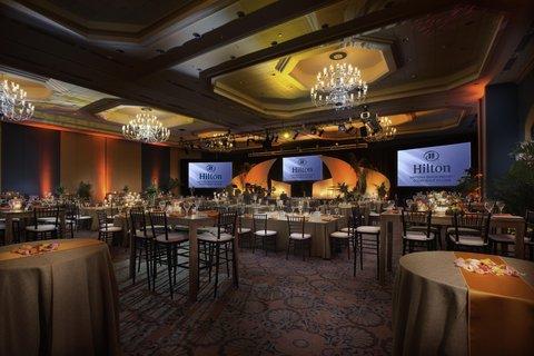 Hilton Daytona BeachResort-Ocean Walk Village - Wedding Reception