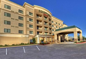 Exterior view - Courtyard by Marriott Hotel Midland
