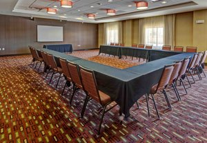 Meeting Facilities - Courtyard by Marriott Hotel Midland