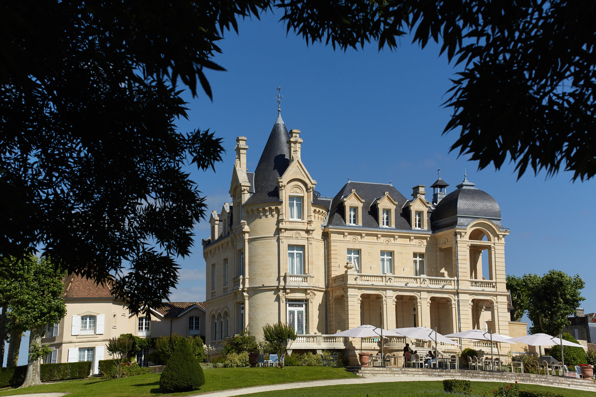 Hotel Chateau Grand Barrail