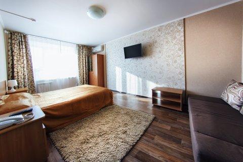Avrora Hotel Khabarovsk - Standard 2 Rooms