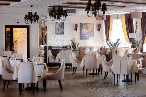 Avrora Hotel Khabarovsk - Restaurant