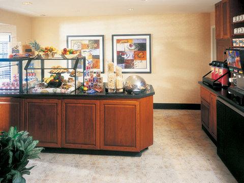 Staybridge Suites AURORA/NAPERVILLE - Breakfast Bar