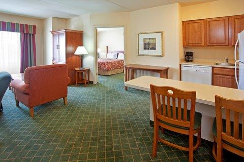 Staybridge Suites AURORA/NAPERVILLE - Suite