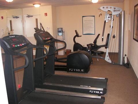 Staybridge Suites AURORA/NAPERVILLE - Fitness Center