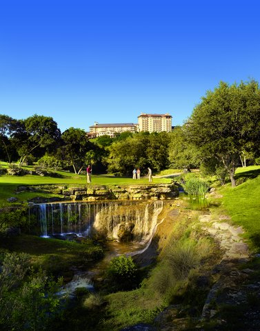 Omni Barton Creek Resort & Spa - Golf Green