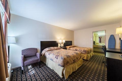 罗德威大学酒店 - Guest Room