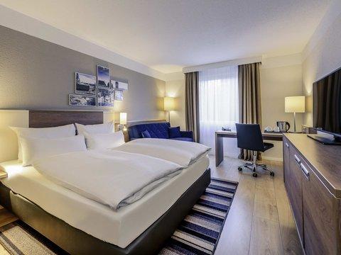 亚琛欧罗帕普拉兹水星酒店 - Guest Room