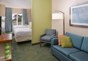 Room - SpringHill Suites by Marriott Riverview Charleston