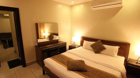 Stars Home Suites Hotel - Al Hamra - One Bedroom Apartment