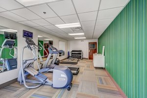 Fitness/ Exercise Room - Holiday Inn Express Hotel & Suites Airport Greenville