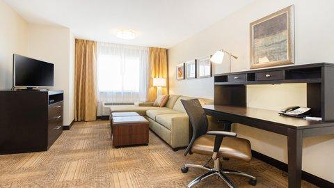 Staybridge Suites WEST EDMONTON - Suite