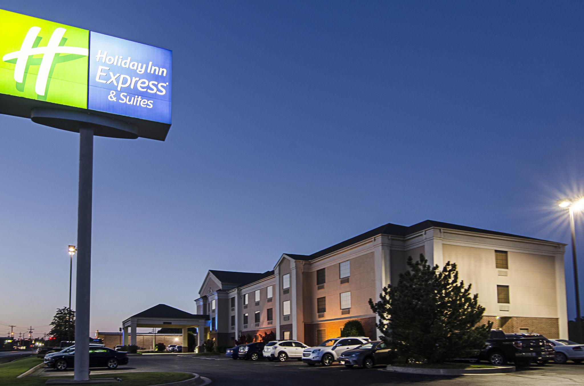 Holiday Inn Express Hotel/Suites Vinita